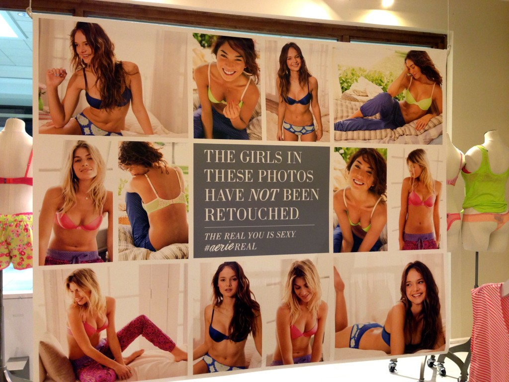 Aerie in store