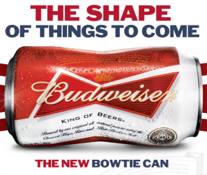 New Budweiser Can