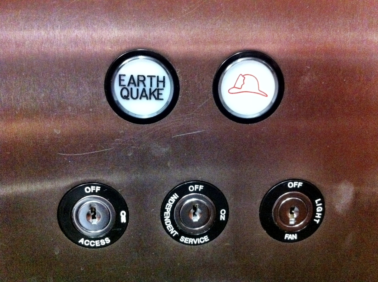 Never Press the Earthquake Button on the Elevator | GWH