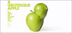 The Grotesque Apple