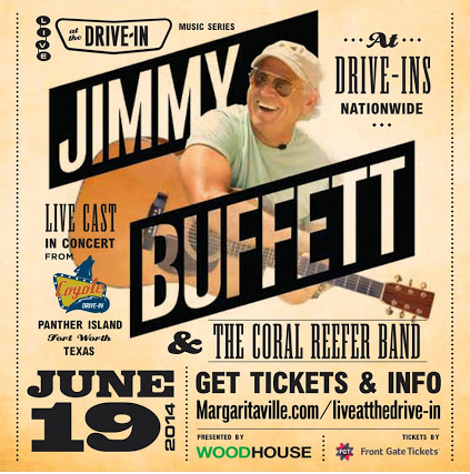 Jimmy Buffet Drive-In Tour
