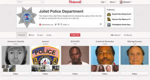 Joliet IL Police Department Pinterest