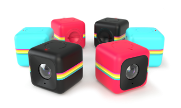New Polaroid Cube