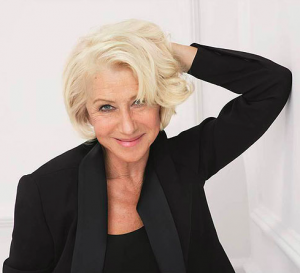 Dame Helen Mirren New L'Oreal Model