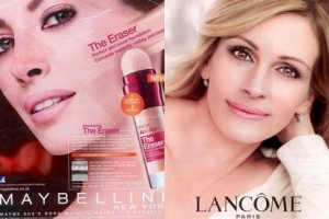 Retouched Mag Ads